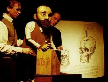 Puppets in Review- The Ballad of Phineas P. Gage