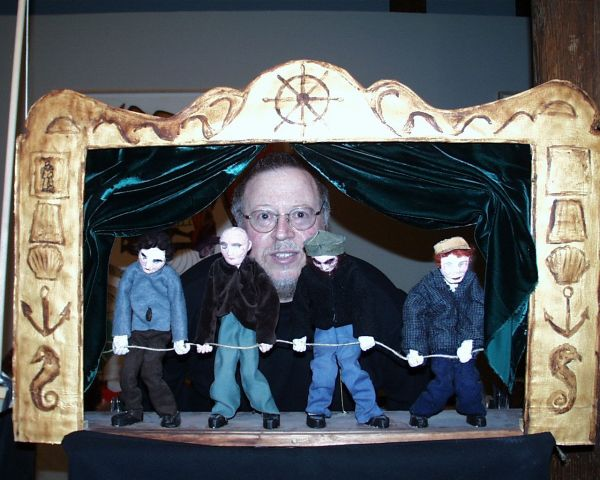 Puppets in Review- Howie Leifer